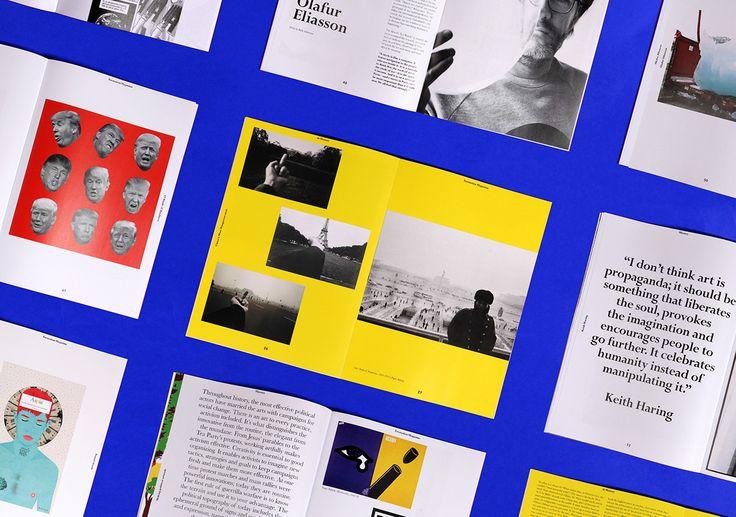 Formation Magazine / Print + Digital on Behance
