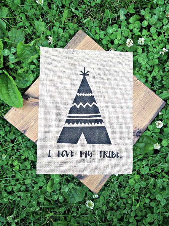 $15 Hey, I found this really awesome Etsy listing at https://www.etsy.com/listing/235264067/i-love-my-tribe-teepee-tipi-kids-teepee