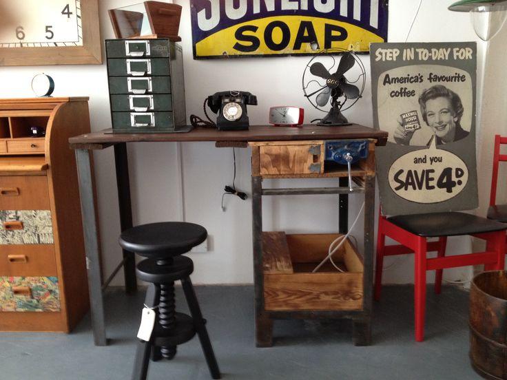 Beautiful vintage office suite