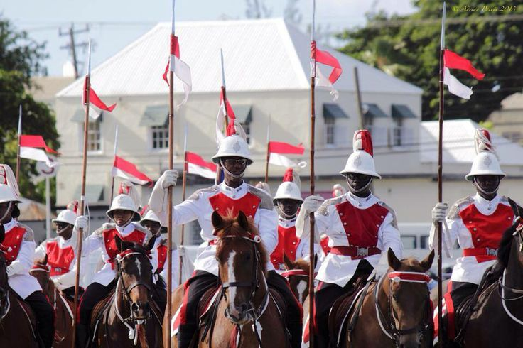 The Mounted Branch of the Royal Barbados Police Force was captured by photographer Adee Parris of the Barbados Photographic Society. This detachment formed a significant part of the Independence Parade and sometimes escorts the Governor General. 12/2013
