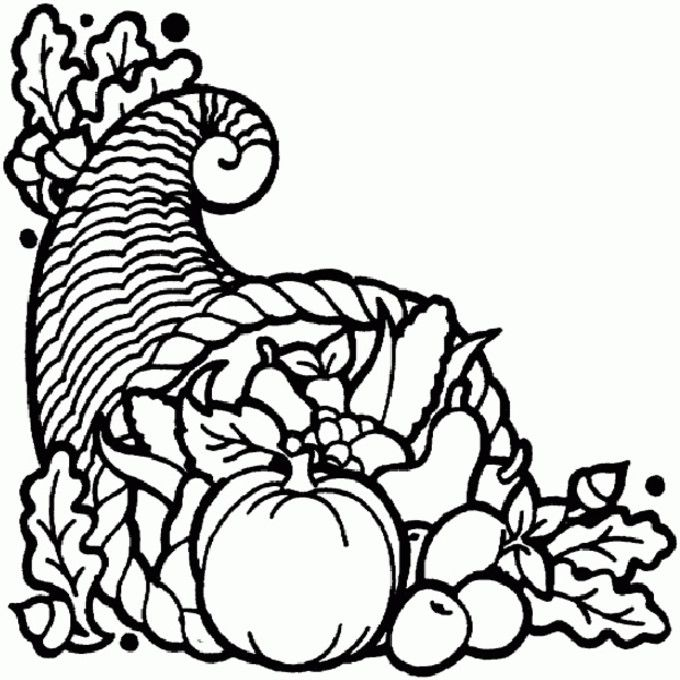 Thanksgiving And Fall Coloring Pages Coloring Pages