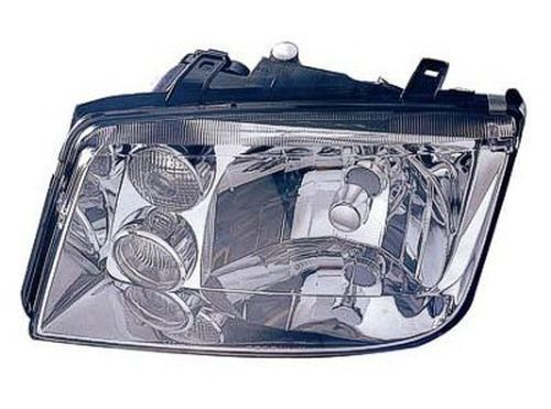 2002 Volkswagen Jetta (1999-05) (Type 4) Right Passenger Side Head Light Assembly With Fog Type 4 Vw2503116