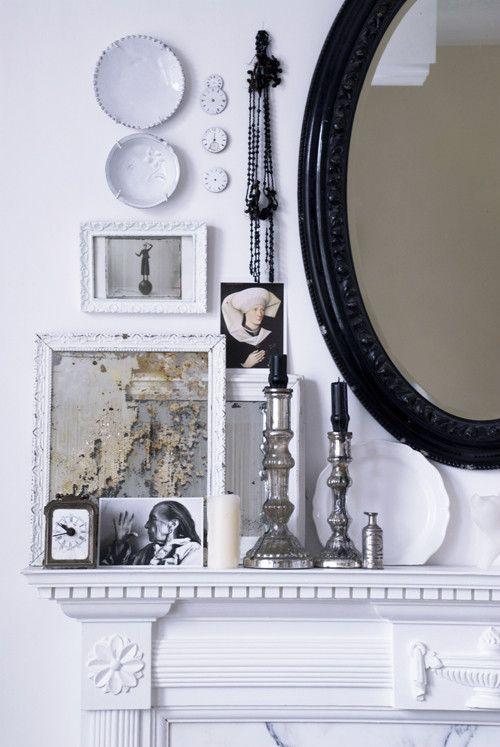 Die besten 25+ Decoração gótica Ideen auf Pinterest Grufti-Deko - einzimmerwohnung einrichten interieur gothic kultur