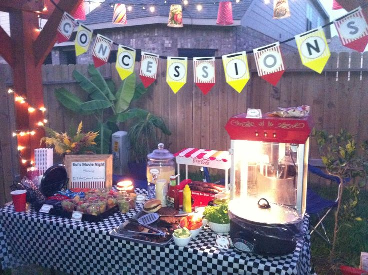 Backyard Movie Night Ideas img_9462 2 240 Best Images About Backyard Drive In Ideas On Pinterest Outdoor Movie Party Snack Bar And Picnics