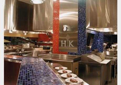 See our tile designs on Hell's Kitchen!