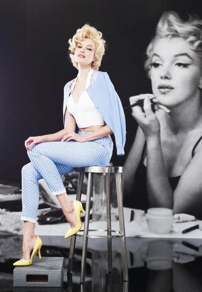 Provocative Woman: Macy's unveils Exclusive Marilyn Monroe Collection