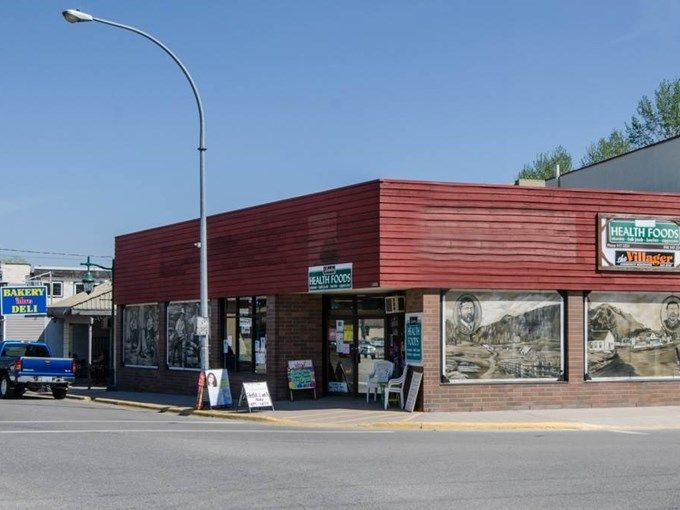 Business Opportunity for Sale - 1998 Vernon ST B, Lumby, BC V0E 2G0 - MLS® ID 10083329.  Great location in downtown Lumby. Busy health food store that sells vitamins, bulk foods, cappuccinos and food. Current hours of operation 8:30 - 7:00 but hours of operation can be set to suit your needs. List of equipment and financial statements available from realtor.