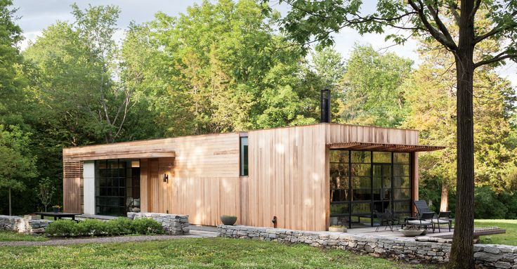 Dwell - A Couple Takes an Unassuming Plot of Land and Calls it Home