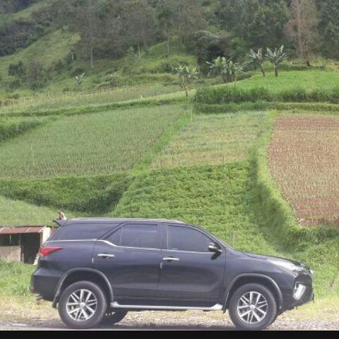 Sewa Mobil Fortuner 2016 di Jogja | Rental Mobil Jogja