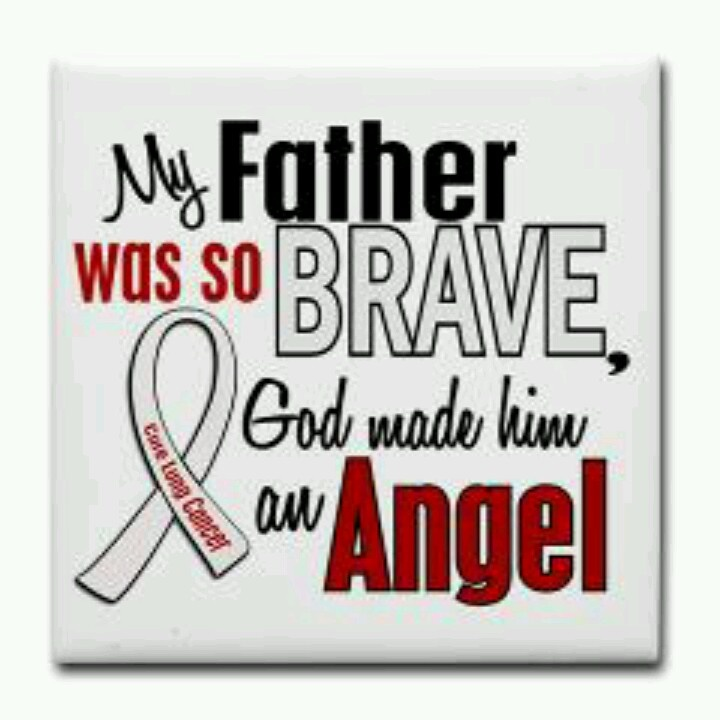 Losing A Father To Cancer Quotes: Lung Cancer Quotes Inspirational. QuotesGram