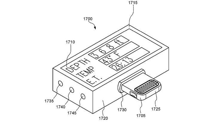 Apple Patent Describes Vacuum Seals for Waterproofed Lightning Connectors #Apple #news