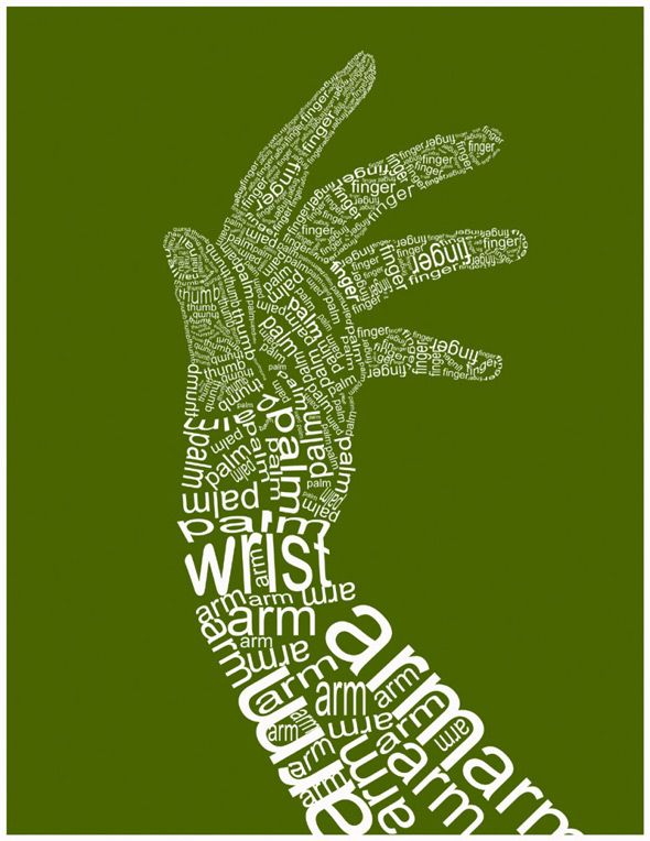 The Best Typography Poster Inspiration | Blog - Logo Online Pros