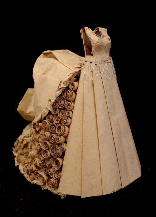 Paper+Dresses | paper dress