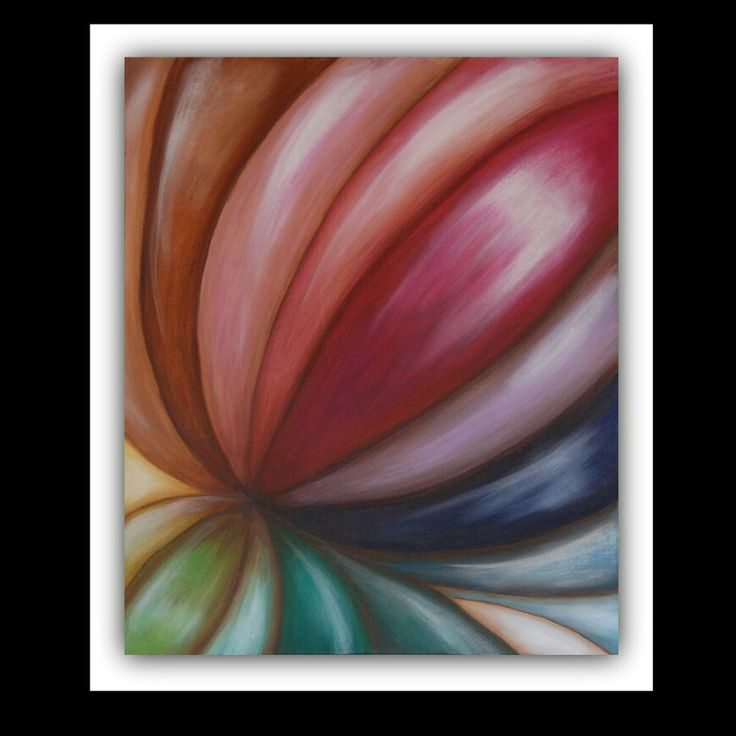 Abstract art by Vanessa Edwards