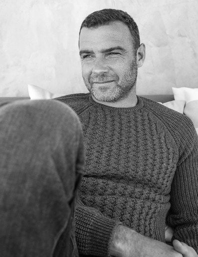 Liev Schreiber (October 4, 1967) American actor, scenerist, producer and director, o.a. known from the movie 'Spotlight'.