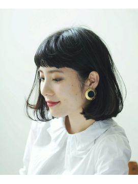 ユズリハ 楪 yuzuriha retro bob