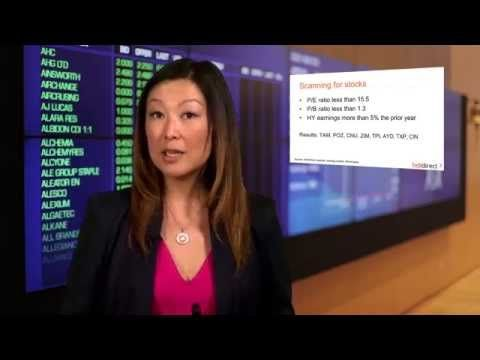 Simple stock selection strategies - ASX Investment video with Julia Lee