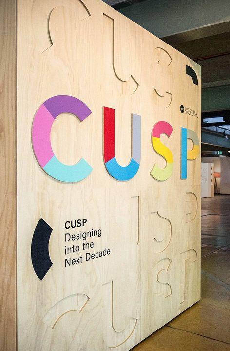 Australian Design Centre Exhibition and environmental design by Toko