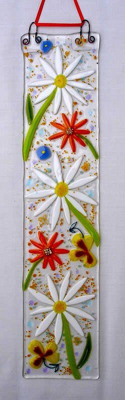 Gillian Hulse Glass The Gardens Collection