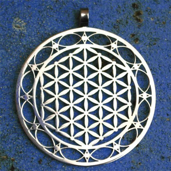 7 best sacred geometry pendants images on pinterest stainless sacred geometry flower of life pendant 1999 sacredgeometry jewelry pendant aloadofball Gallery