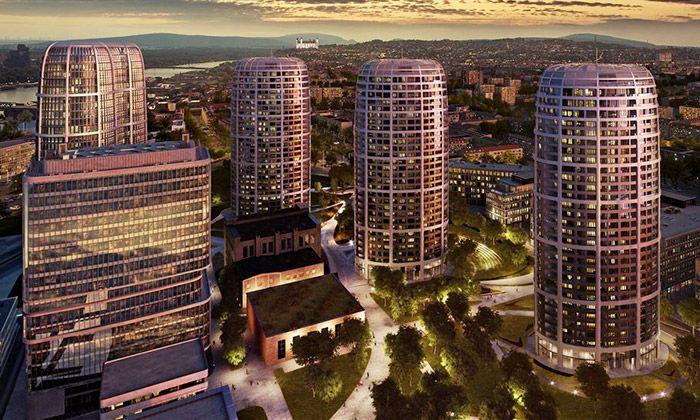 V Bratislavě začínají stavět Sky Park od Zahy Hadid
