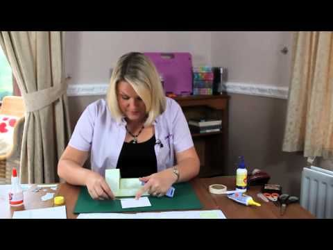 The Snowman and The Snowdog Stepper Card - YouTube