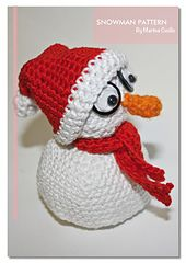 Ravelry: The Snowman pattern by Marina Cuollo