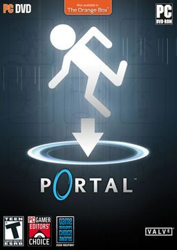 Portal | Valve Corporation -- No game has so perfectly established a connection between a player and a mechanic. The portal gun is a part of you by the end of the game thanks to a seamless, perfectly designed experience of play!