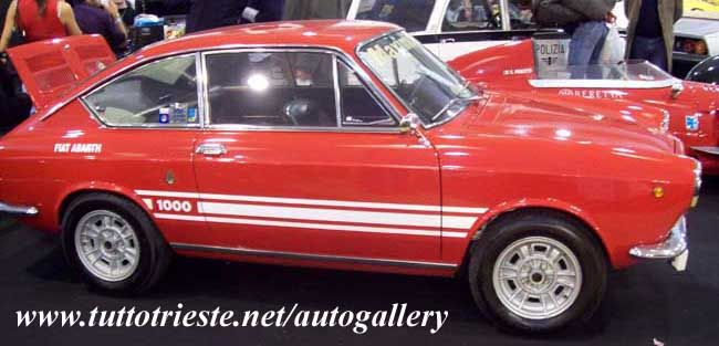 Fiat 850 Special Abarth 1000