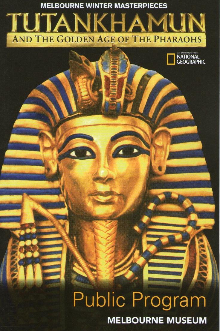 Tutankhamun Exhibition - Melbourne Museum - June 2011