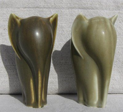 Kjeld Jordan for Palshus Elefanter mærket: KJ Palshus Denmark h: 12,2 cm