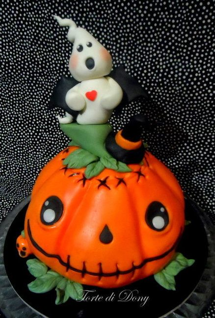 halloween edible art