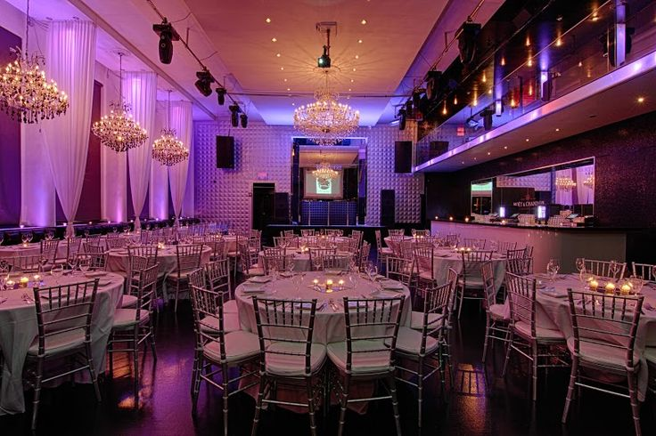 Time Supper Club Montreal Corporate Special Event And Wedding Venue