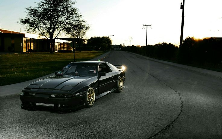 Toyota Supra I Will Own One Of These One Day