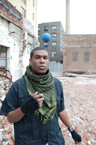 Jay Electronica, makes the most beautiful raps.