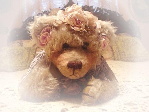 She loved Teddy Bears