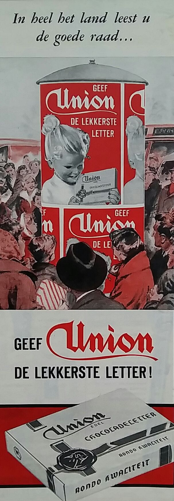 UNION advertentie 1959
