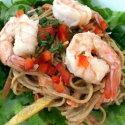 Thai Prawn and Capsicum Salad @ allrecipes.com.au