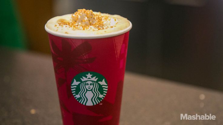 If you were hoping for a chestnut praline latte with, you know, actual nut flavor, you can always make the drink yourself at home.