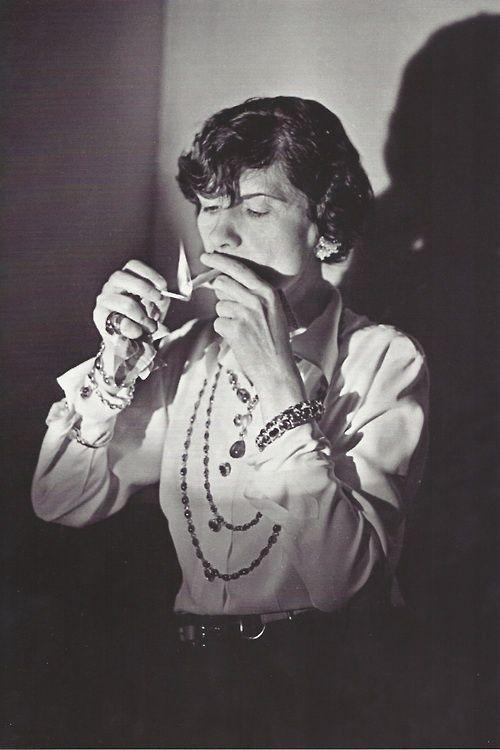 1936 - Coco Chanel by Boris Lipintsky via  kitty cheleman