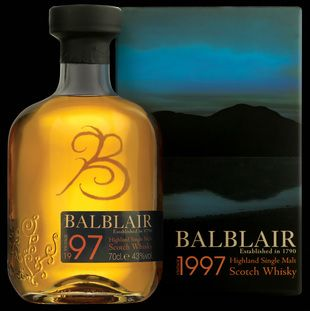 Balblair 97 First Release from Whisky Please.