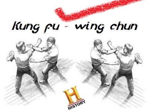 ARMA HUMANA - KUNG FU - WING CHUN - 2017 - YouTube