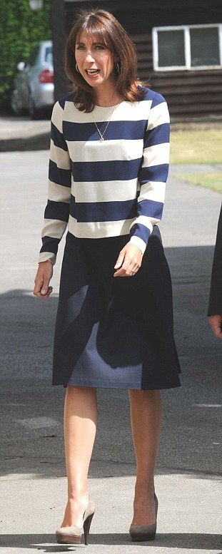 Samantha Cameron's seven style rules | Daily Mail Online