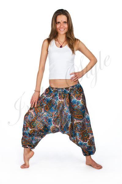 Женские брюки алладины