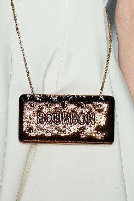 WANT: Bourbon Bag by Anya Hindmarch, AW14/15