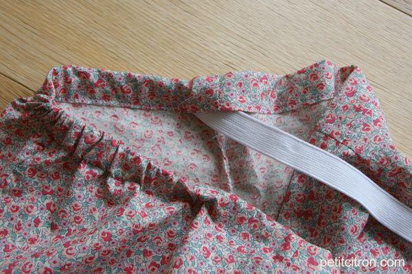 Si vous avez déjà cousu de l'élastique, que ce soit par exemple pour une ceinture …
