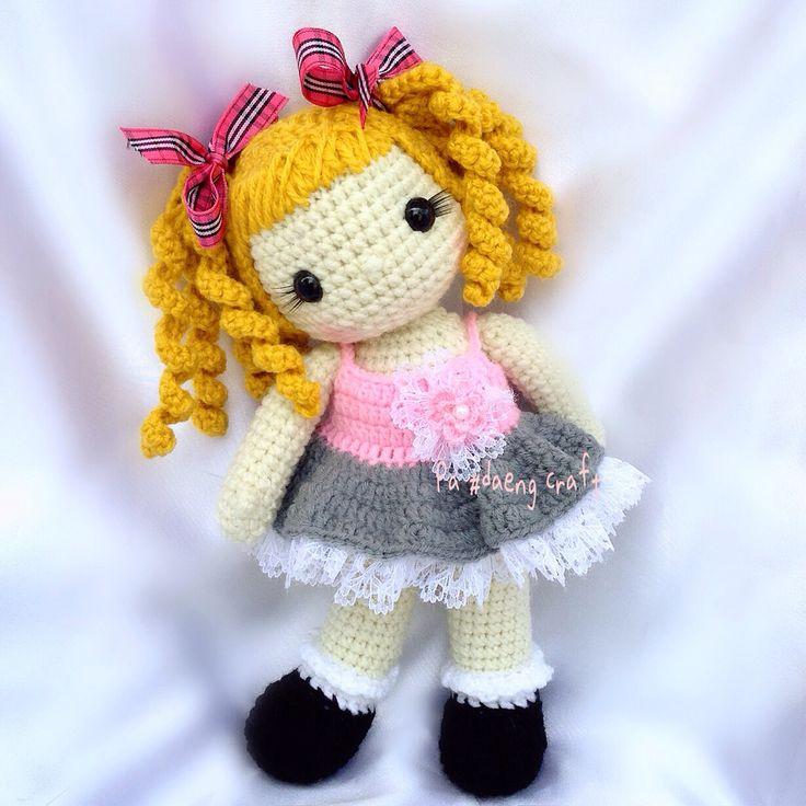 Cute Crochetdolls