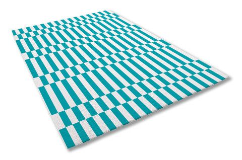DESIGNER RUGS | SOUTH BEACH STRIPE | XAVIER&ME | XAVIER&ME