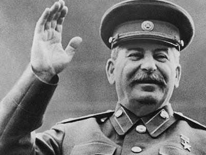 Durante la época de Iósif Stalin al mando de la URSS, los más pesimistas calculan que murieron 100 millones de inocentes como consecuencia de sus políticas. 23.000.000 vistimas (las purgas y las hambrunas forzadas en Ucrania)el culpable de varios crímenes contra la humanidad, como la Masacre de Katyn y la violación masiva de dos millones de alemanas al terminar la Segunda Guerra Mundial, entre otros igual o más escalofriantes.