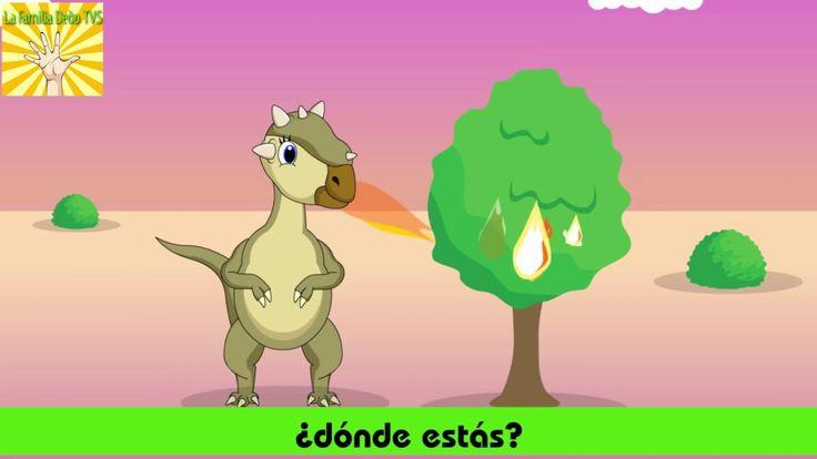 Ankylosaurus Divertido Mutante Dedo De La Familia Canciones De Cuna Por ...